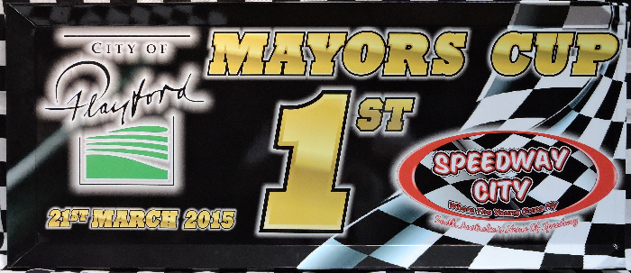 2015 City of Playford Mayors Cup Winner
