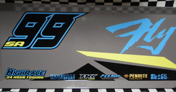 BSS99-1415 – 2015 Brad Sweet s99 Top Wing Panel