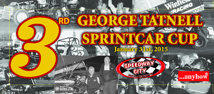 2015 George Tatnell Sprintcar Cup 3rd Place