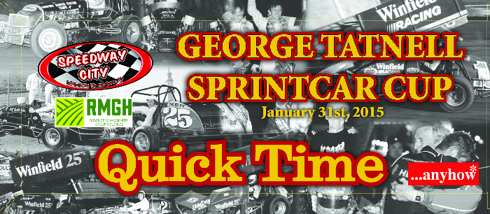 2015 George Tatnell Sprintcar Cup Quick Time