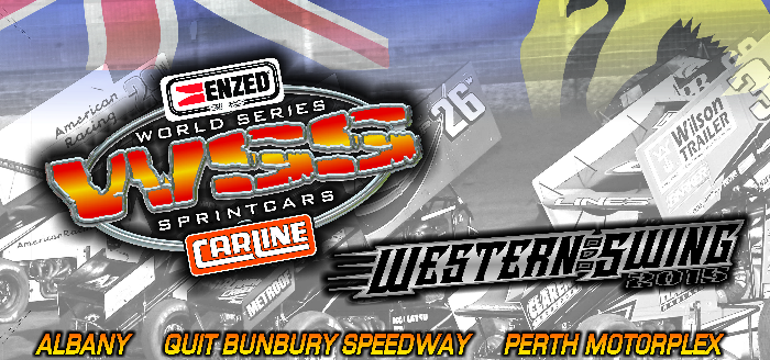 World Series Sprintcars Western Swing