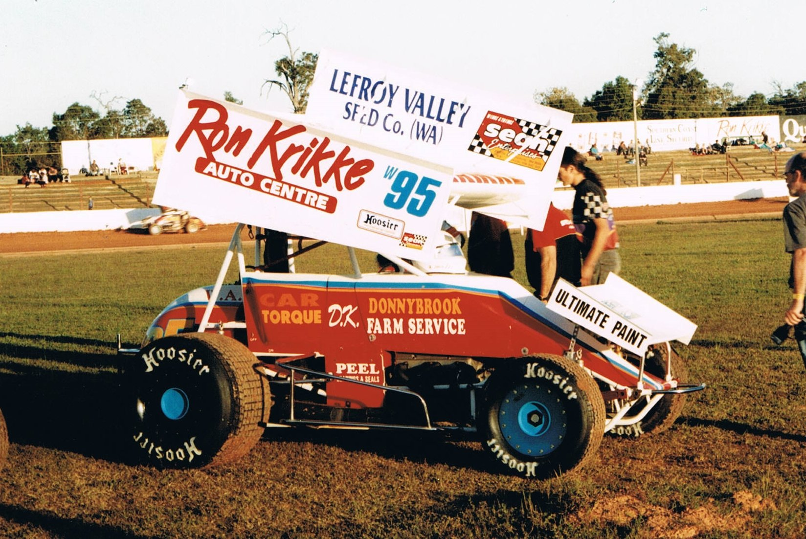 Darryl Krikke