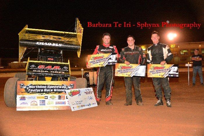 2015 Darwin 360 Sprintcar Title