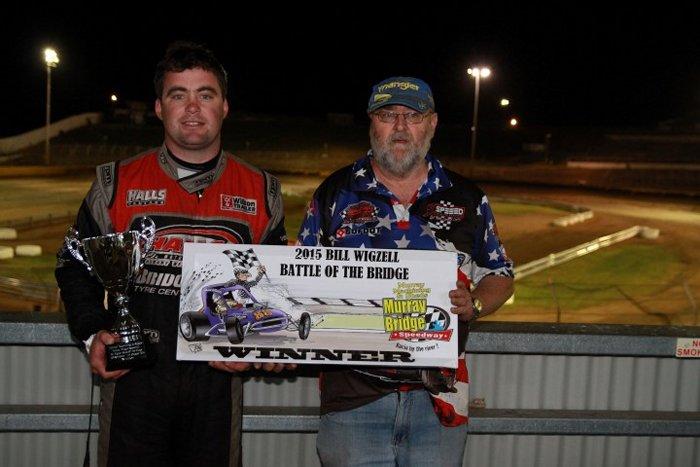 Steven Lines - 2015 Battle of The Bridge Winner