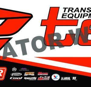 BTW2-1617 – 2016 Brooke Tatnell Krikke MotorSport w2 Top Wing Panel