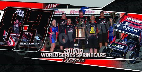 SLWSS -1819 – 2018 – 2019 Steven Lines q83 WSS Champion Top Wing Panel